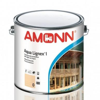 Impregnante protettivo per legno base acqua AQUALIGNEX I con antitarlo e antifunghicida