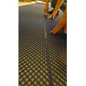 Tappeto antifatica Diamond Grid Leisure