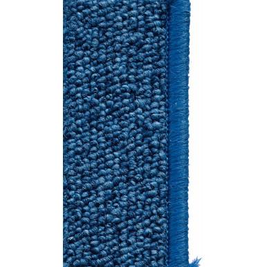 Passatoia runner Granito bordato a filo