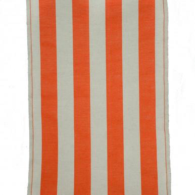 Tessuto per sedia sdraio con fasce bicolore h. 44 cm