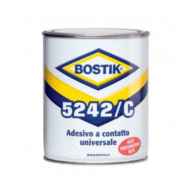 Adesivo a contatto universale alta temperatura Bostik 5242/C 850ml