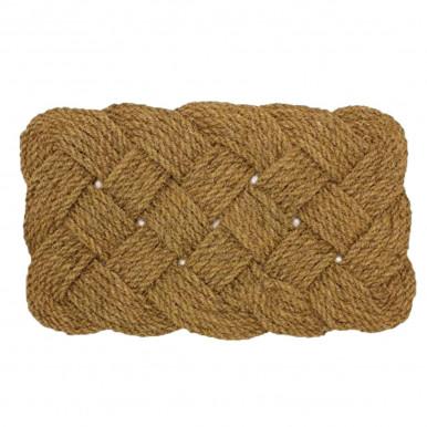 Zerbino in corda di cocco naturale mis. 75X45