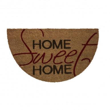 Zerbino mezza luna Home sweet Home