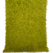 Tappeto bagno Caos cm. 120x62 verde