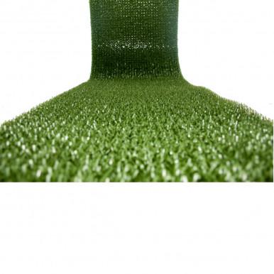 Prato verde in erba sintetica mis. 240x40 per patii, terrazza, cucce animali, finestre