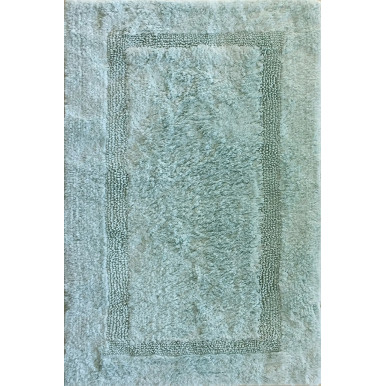 Tappeto reversibile giza da bagno in cotone taftato a mano