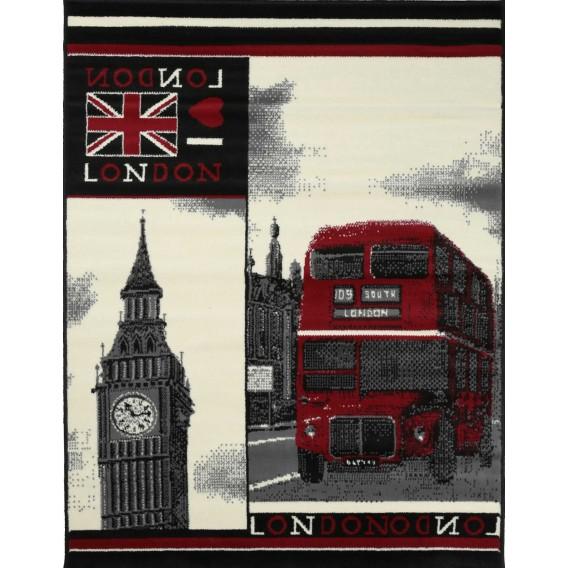 TAPPETO LONDON BUS