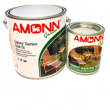 PROTECTIVE OIL FOR WOOD LIGNEX GARTEN TEAK OL AMONN