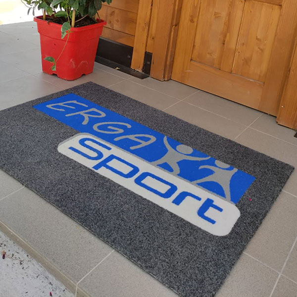Casa dello zerbino Erga Sport